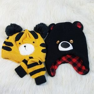 !SALE 5 FOR $25! Toddler Winter Beanie Hats